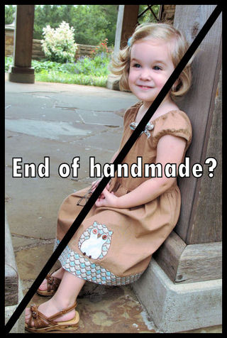 End of handmade